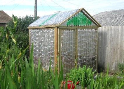 Invernaderos caseros de botellas plasticas tecnoguide for Pasos para elaborar un vivero